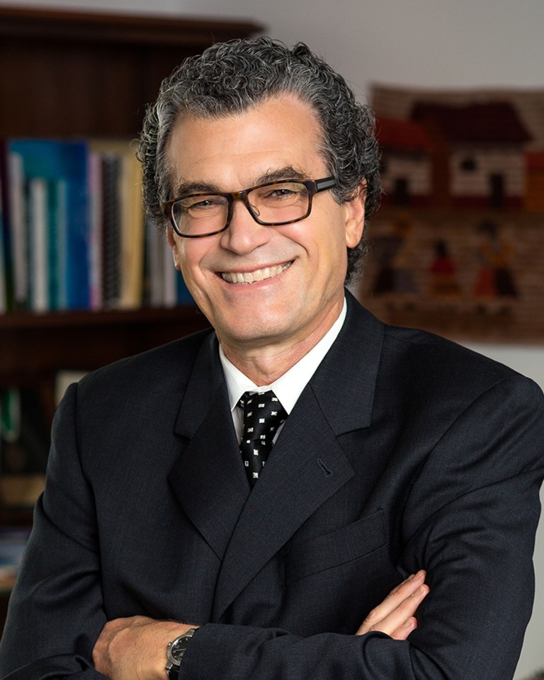 Eliseo J. Pérez-Stable, M.D., Director of the National Institute on Minority Health                       and Health Disparities, NIH